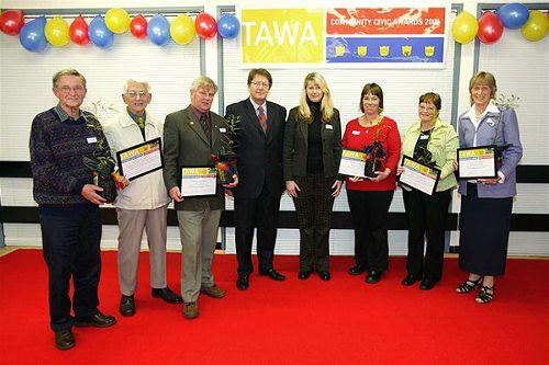 Tawa Community Civic Awards 2006