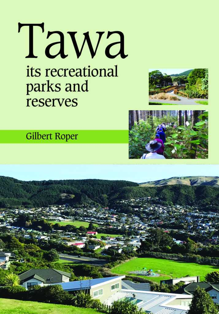 Book Cover Parks and Reserves Gil Roper